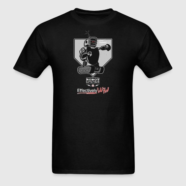 Effectively Wild Robot Umpire - Men's T-Shirt