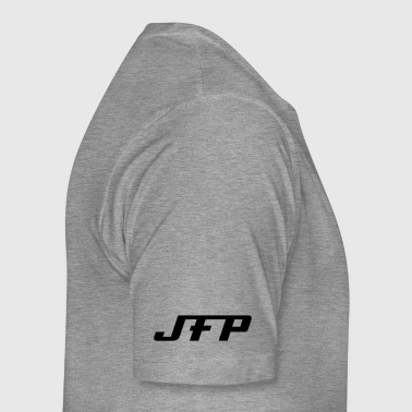 Classic JFP With Something Special on the Sleeve - Men's Premium T-Shirt