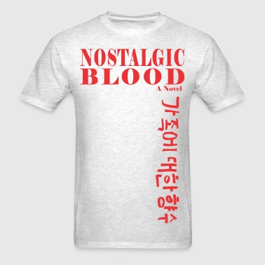 nostalgic blood Men's T-Shirt - Men's T-Shirt