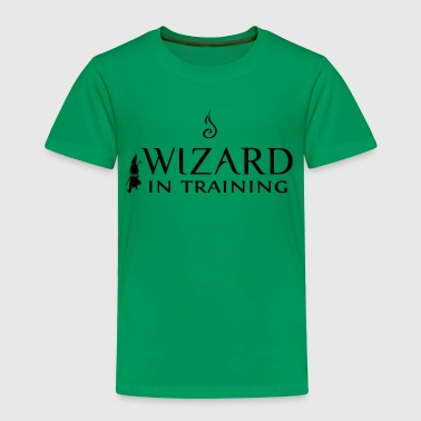 Wizard In Training - T-Shirt for Boys - Toddler Premium T-Shirt