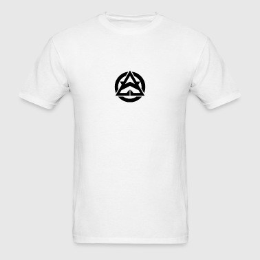 Black Faction Logo - Men's T-Shirt