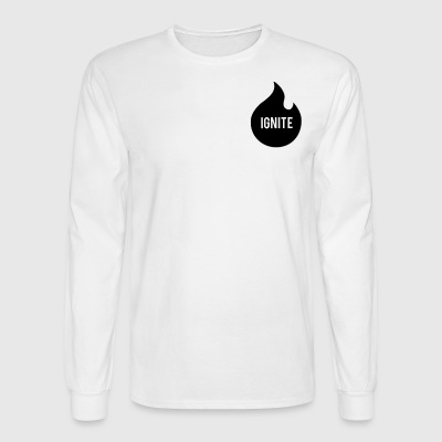 Ignite longsleeve  - Men's Long Sleeve T-Shirt