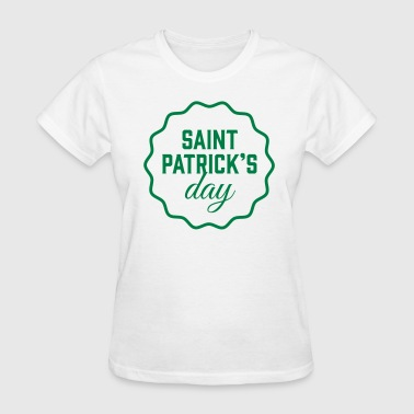 Saint Patrick's Day - Women's T-Shirt