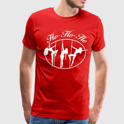 Ho Ho Ho - Men's Premium T-Shirt