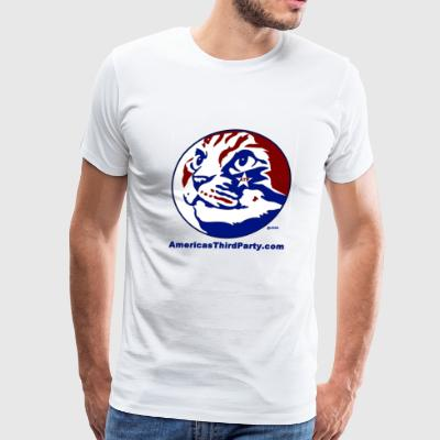 ATP CAT - Men's Premium T-Shirt