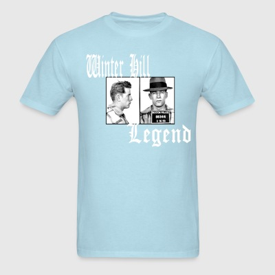 Winter Hill Legend: Whitey Bulger - Men's T-Shirt