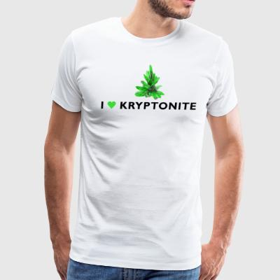 Kryptonite Love - Men's Premium T-Shirt
