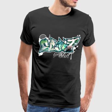Graff Slut - Men's Premium T-Shirt