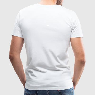 Plain White Tee - Men's Premium T-Shirt