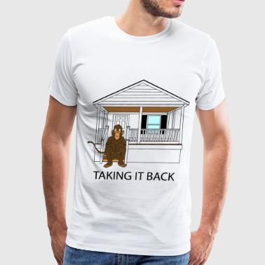 Taking It Back - Men's Premium T-Shirt