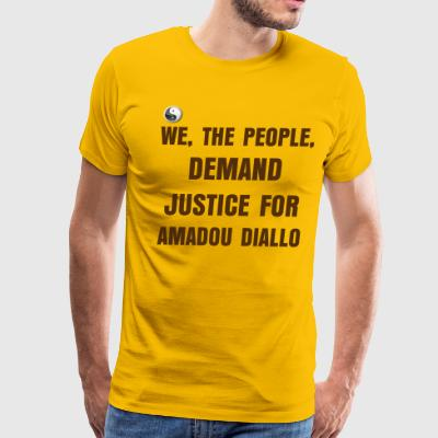 WE, THE PEOPLE, ... - Men's Premium T-Shirt