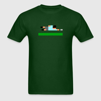 layout (8bit) - Men's T-Shirt