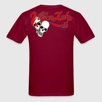 Devil on my shoulders - Front.png T-Shirts - Men's T-Shirt