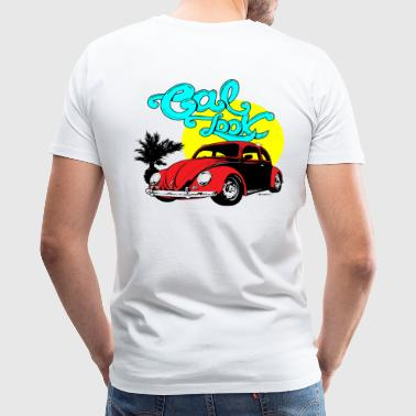 Cal Look VDUB - Men's Premium T-Shirt