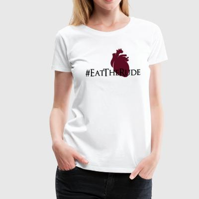 Anatomical Heart Women's T-Shirts - Women's Premium T-Shirt