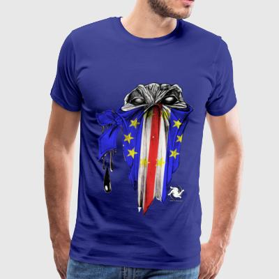 Soul Flag Cape Verde - Men's Premium T-Shirt