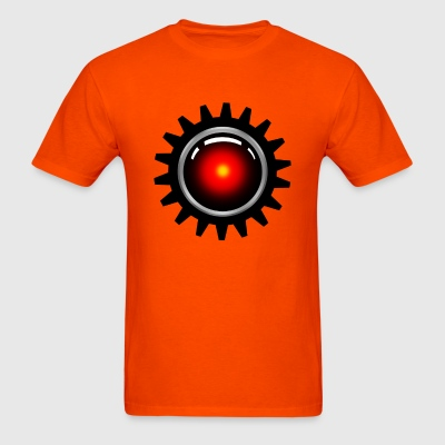 Halwork Orange - Men's T-Shirt