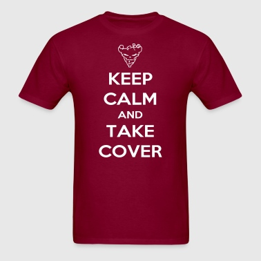 Keep Calm PCHS 8Brand Approved T-Shirt - Men's T-Shirt