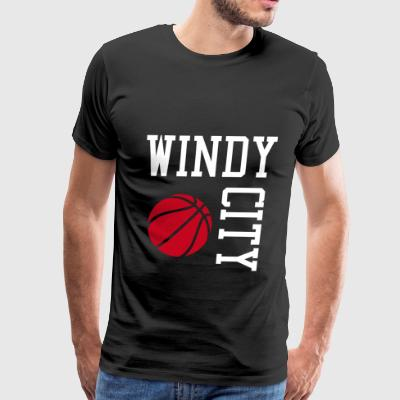 Windy City 5 T-Shirts - Men's Premium T-Shirt