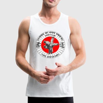 School of Hards Knocks - Men's Premium Tank