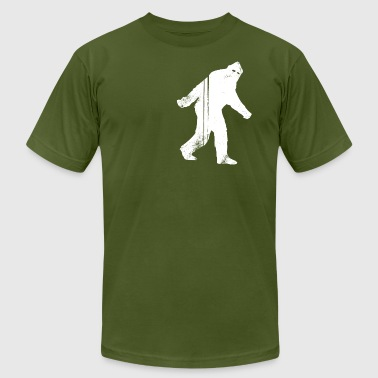 Bigfoot - Mens AA Tee - Men's Fine Jersey T-Shirt