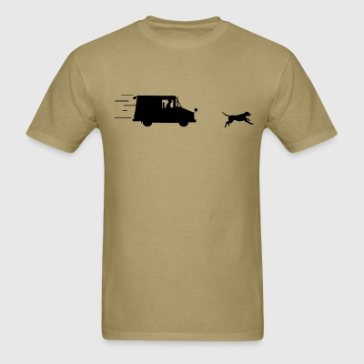 Chase dog - Men's T-Shirt