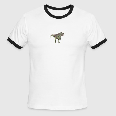 Allosaurus - Men's Ringer T-Shirt