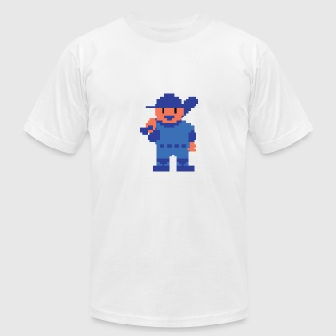 RBI GUY - Men's T-Shirt by American Apparel