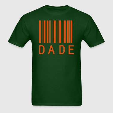 RYH-2010 Limited Edition*DADE Barcode - Men's T-Shirt