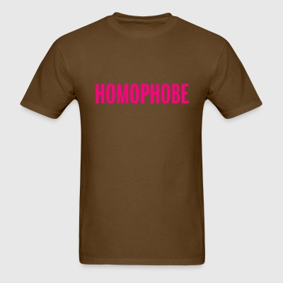 Homophobe - Men's T-Shirt