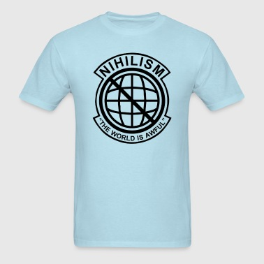 Nihilism - Men's T-Shirt