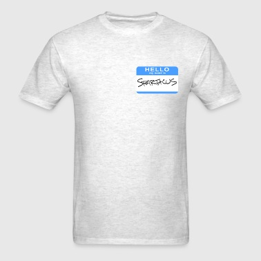 Spartacus (Blue) - Men's T-Shirt
