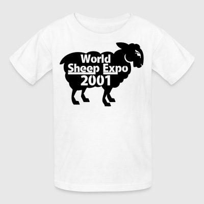 World Sheep Expo 2001 - Kids' T-Shirt
