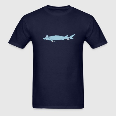 Sir Sturgeon - Men's T-Shirt