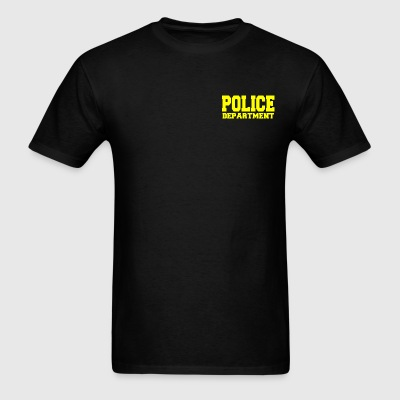 POLICE DEPARTMENT - Men's T-Shirt