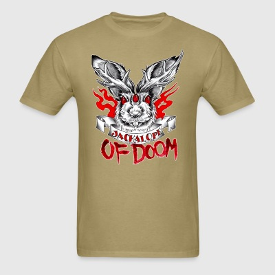 Jackalope of Doom - Men's T-Shirt