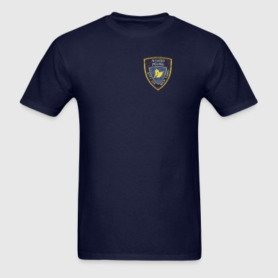 Mambo Police T-shirt for Market Place - Men's T-Shirt