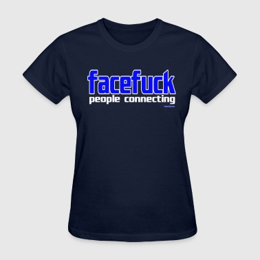 Facefriends  - Women's T-Shirt