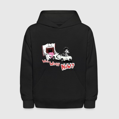 Who's Wimpy Now? Kids Hooded Sweatshirt - Kids' Hoodie