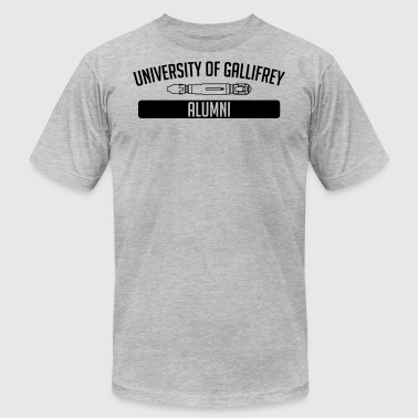 Gallifrey University Alumni - Men's Fine Jersey T-Shirt