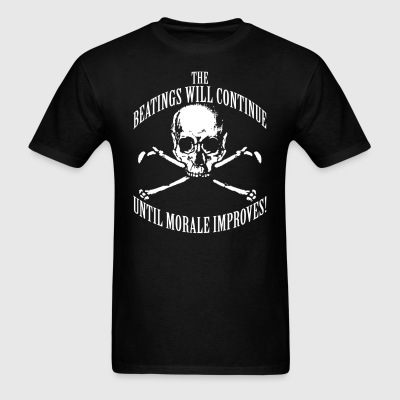 (dark shirts)-The Beatings-MSW - Men's T-Shirt