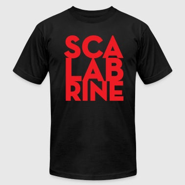 sca lab rine - Men's Fine Jersey T-Shirt