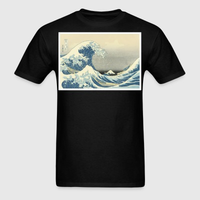 The Great Wave - Men's T-Shirt