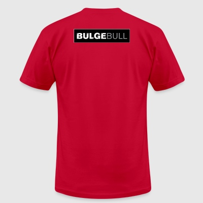 BULGEBULL TAGG - Men's T-Shirt by American Apparel