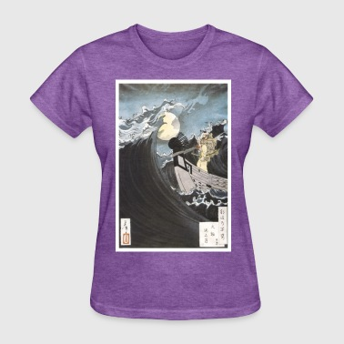 Fight the Storm T-Shirt - Women's T-Shirt