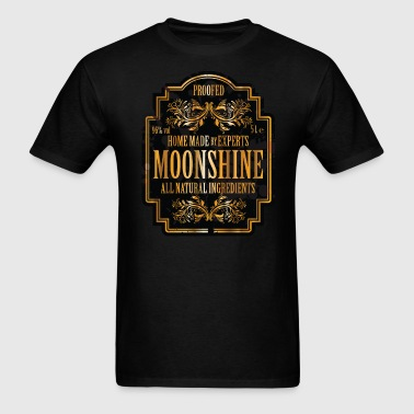 Moonshine label - Men's T-Shirt