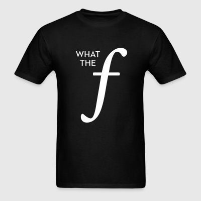 What the Aperture - flex print - Men's T-Shirt