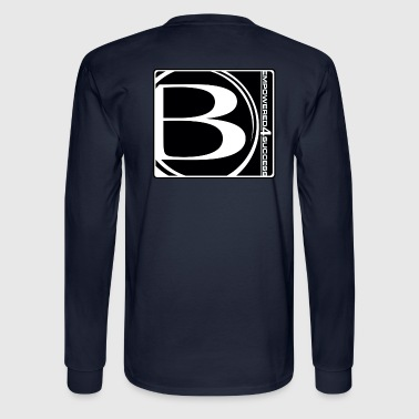 Blessed Square Long - Men's Long Sleeve T-Shirt
