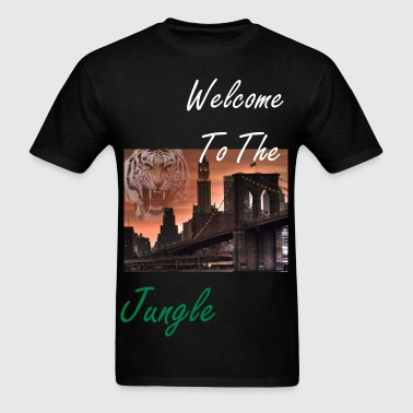 Welcome to the Jungle - Men's T-Shirt