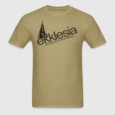 ekklesia - Men's T-Shirt